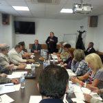 Заседание на Върховния Читалищен Съвет на Съюза на народните читалища