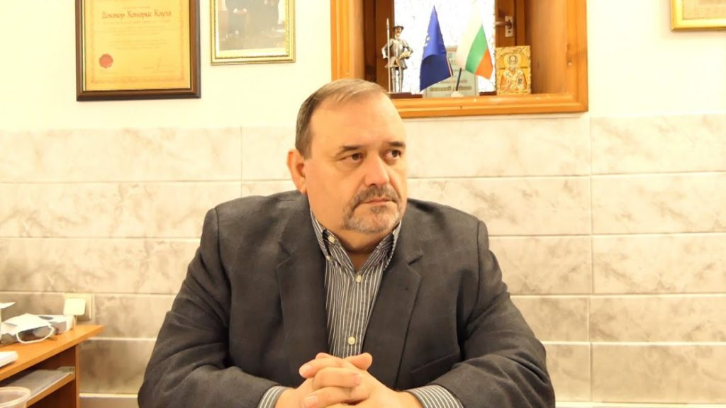 Д-р Николай Дойнов гостува на Иван Кулеков- 2 март 2021 г., ТВ 7/8